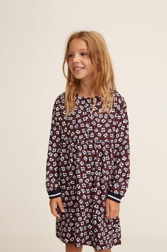 9e1a6f4690b3 Mango Kids - Dievčenské šaty Anouk 110-164 cm - Glami.sk