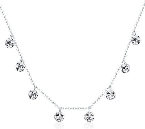 d27c3f833 Royal Fashion náhrdelník Třpytivá elegance SCN299 - Glami.cz