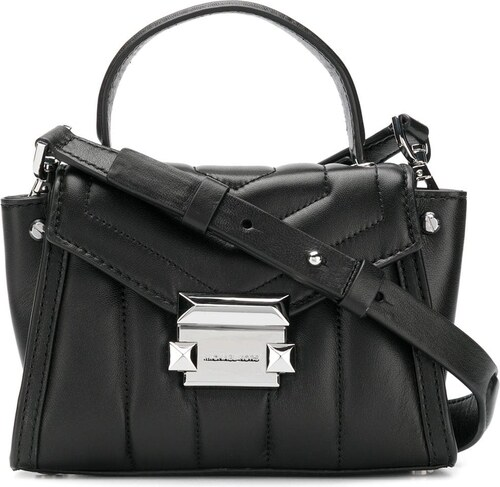 bf554bb4c6 Michael Michael Kors mini Whitney crossbody bag - Black - Glami.sk