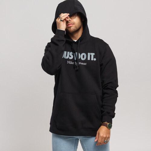 Nike M NSW Hoodie PO Embroided JDI černá - Glami.cz 1eeb21593a