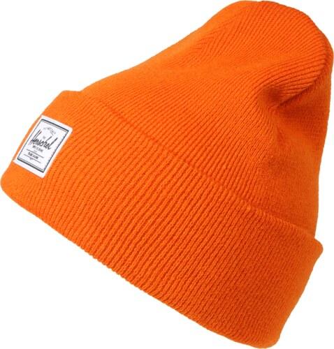 Herschel Čepice  Elmer  oranžová - Glami.cz 6f61263a20
