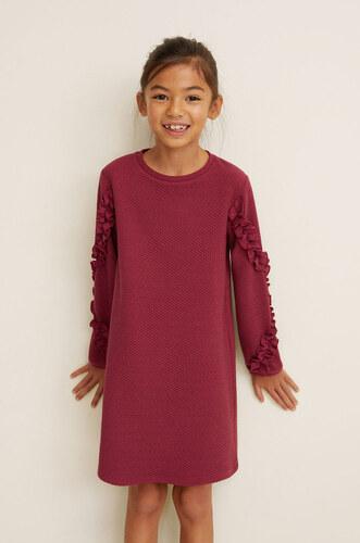 bc524e8960be Mango Kids - Dievčenské šaty Joanna 110-164 cm - Glami.sk