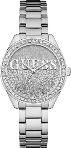 Dámské hodinky GUESS stainless steel - Glami.cz 05d74788e52