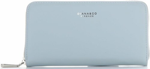 78c35757cc8 Dámská peněženka Diana Co Firenze světle modrá - Glami.cz