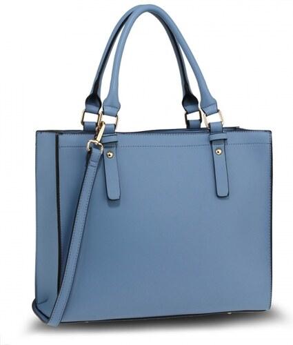 Dámská modrá kabelka Erin 646 - Glami.cz 63fe5a0db42
