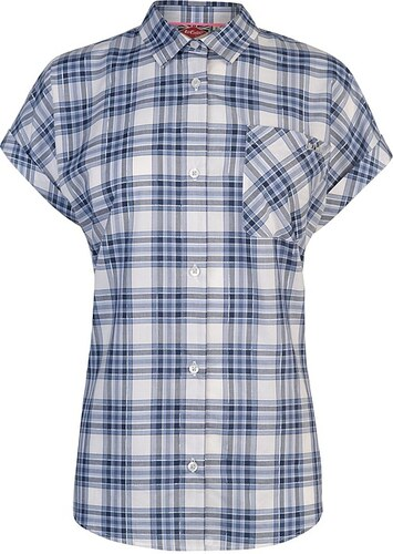 Dámská košile s krátkým rukávem Lee Cooper - Glami.cz 79ecf6ce72