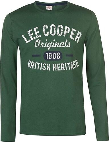 952c2b658017 Pánske štýlové tričko Lee Cooper - Glami.sk