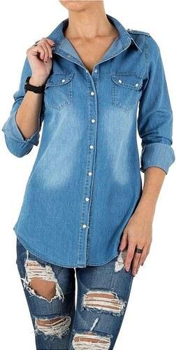 e8fdad41878 Dámská jeansová košile Milas - Glami.cz