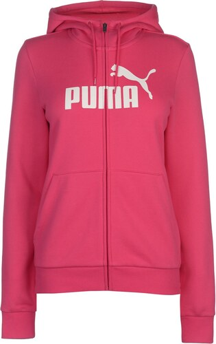 Puma No1 Logo dámská mikina Beetroot Purple - Glami.cz fbec985d19c