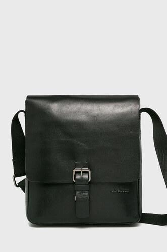 Strellson - Kožená taška - Glami.sk 5cb0c2a358f