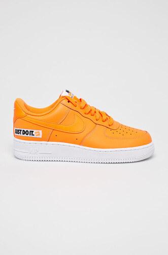 0951c484dd0 Nike Sportswear - Boty Nike Air Force 1 07 LV8 JDI Lea - Glami.cz