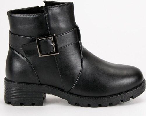 8261f26402888 SHELOVET Členkové topánky CASUAL (183-20B) - Glami.sk