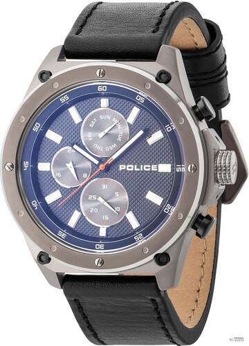 Police 14537JSU 02A óra karóra férfi - Glami.hu 8547bd6314