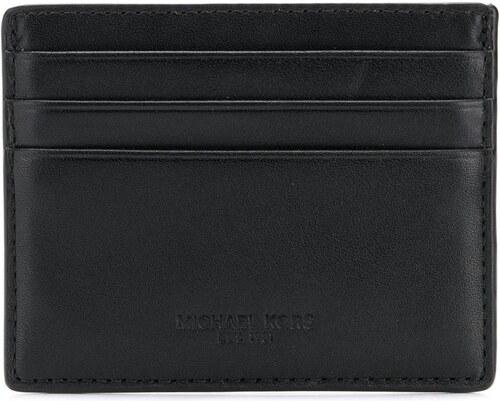 d3f00595bfed Michael Kors Collection Odin cardholder - Black - Glami.sk