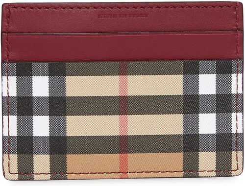 Burberry Vintage check cardholder - Multicolour - Glami.sk 5551816667a