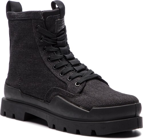 299b4d7e623b3 Outdoorová obuv G-STAR RAW - Rackam Rovulc Boot Denim D10150-6578-990 Black