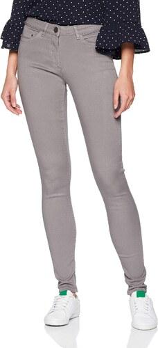 ESPRIT Collection Damen Hose 108EO1B015, Grau (Grey 030), W36L32