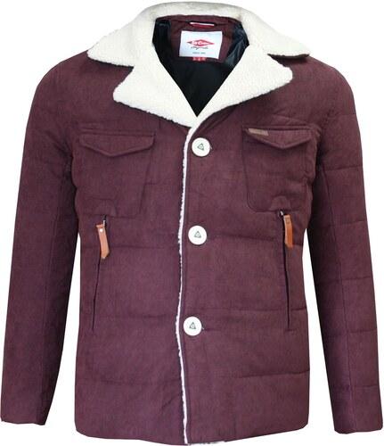 Bunda Lee Cooper Sherpa Collar Jacket Mens - Glami.cz 3f50481d06