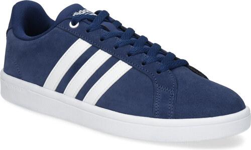 ba88067ce8 Adidas Pánske modré tenisky z brúsenej kože - Glami.sk