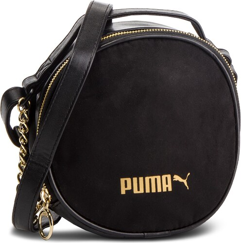 a99b65b1bdd6 Táska PUMA - Osfa Prime Premium Round Case 075591 01 Puma Black ...