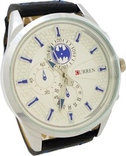 9bec36589 Pánské hodinky Curren Simly černé 349P - Glami.cz