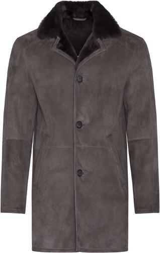Pánský kožešinový kabát (20609552) Kara - Glami.cz 909f6cfddc