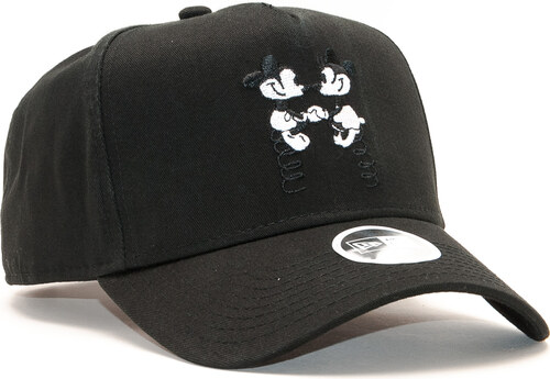 Dámská Kšiltovka New Era 9FORTY A-Frame Minnie Mouse Disney Black Snapback 0b40c23e18