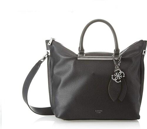Guess dámská černá kabelka Lou - Glami.sk e096e0bfef