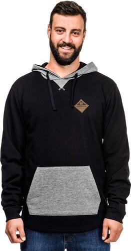 ac61b1ea070 horsefeathers Pánská mikina tucker sweatshirt (black) M - Glami.cz