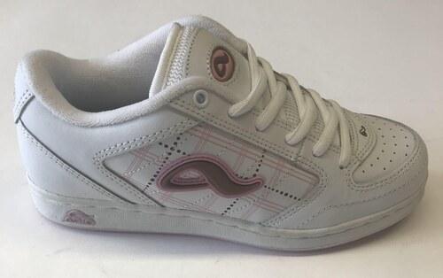 407ae790166 adio Dámské boty hamilton shoes white pink 37 - Glami.cz