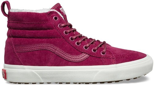 -16% vans Dámské zimní boty sk8-hi mte (mte) dry rose marshmallow 36 821f5e93ef