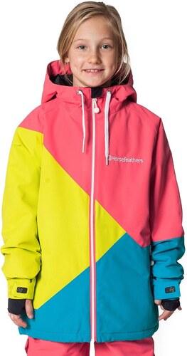 a772be14568f horsefeathers Dětská zimní bunda veronika kids jacket (sulphur) L ...