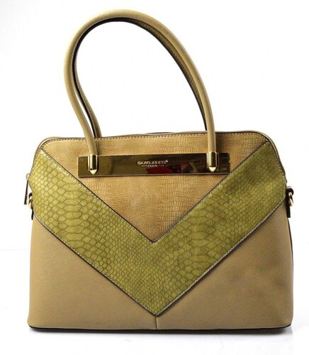 Elegantná hnedá kabelka do ruky Dalia David Jones - Glami.sk 184c5573ae0
