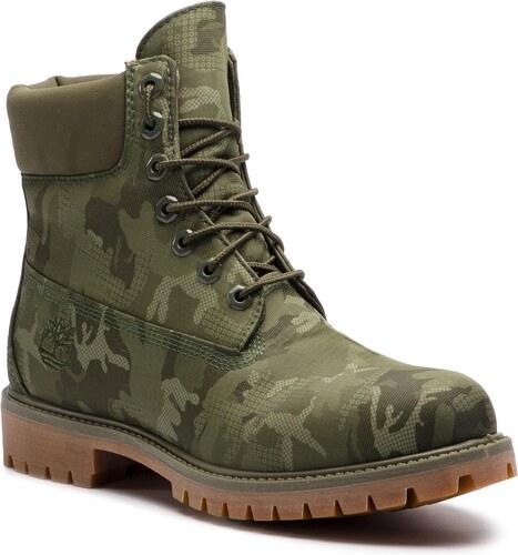 Outdoorová obuv TIMBERLAND - 6 In Premium Fabric Boot TB0A1U9IA581 Grape  Leaf 9a9dd088d5c