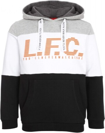 FC Liverpool detská mikina s kapucňou LFC colour - Glami.sk 9b6493427b1