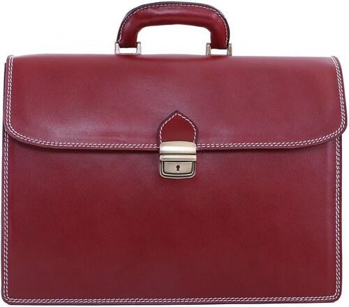 Talianske pánska kabelka cez rameno a do ruky hnedé Boris - Glami.sk 2cbdbe0d992