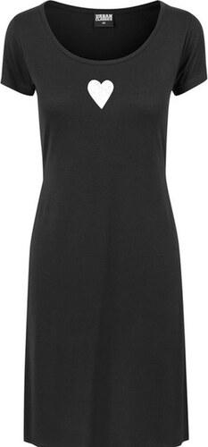 928764c89c6e Dámske čierne dlhé tričko s rázporkami s motívom Spolu od Lény Brauner   IM  Cyber pro KlokArt