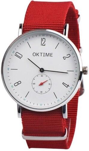 Shim Watch OKTIME Dámské hodinky Nylon pásek - Glami.cz c4e41ff85f