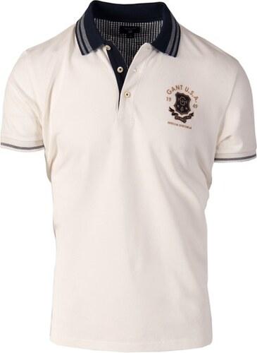 70565e77510 Gant pánské polo tričko s logem - Glami.cz