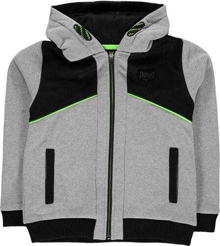 Mikina Everlast Premium Full Zip Hoody Junior Boys - Glami.sk c5e54947bd9