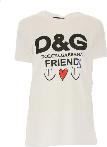 fc8b87fa781a Dolce   Gabbana Tričko pro ženy Ve výprodeji