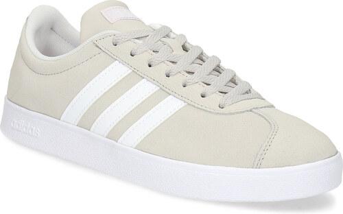 b1586e7a5f Adidas Béžové dámske kožené tenisky - Glami.sk