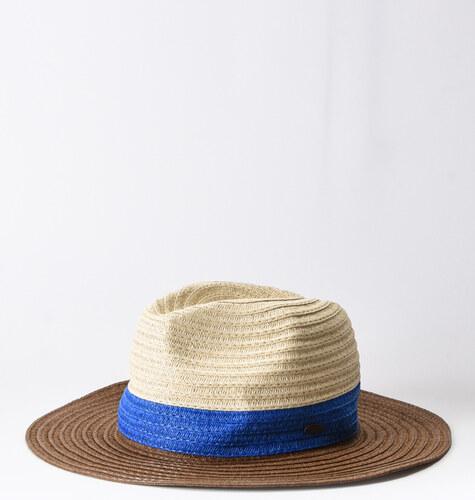 -20% Animal MARLOW LEAF GREEN dámský slaměný klobouk c05ea63965