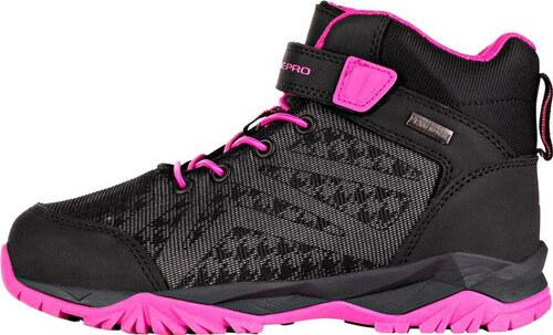 Dětské outdoorové boty Alpine Pro UGO - růžová - Glami.cz 0c42c8779e