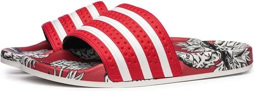 556f84a2d7aa8 adidas Originals x Farm Company Slides Pantofle - Glami.cz