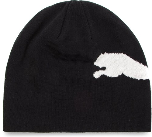 fd4aa6646d1 čepice PUMA - Big Cat Beanie 052925 47 Black Big Cat White - Glami.cz