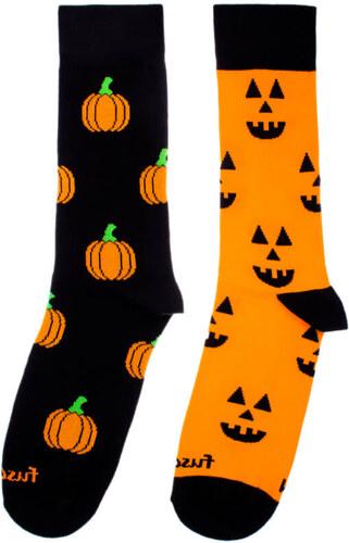 41d7bfccffa Veselé ponožky Fusakle Halloween - Glami.cz