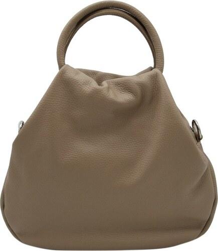 Hnedá kabelka z pravej kože Andrea Cardone Dolcezze - Glami.sk 107acdcdbee