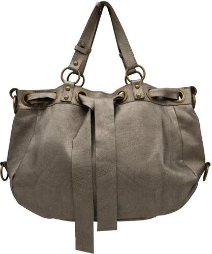 Hnedá kabelka z pravej kože Andrea Cardone Rento - Glami.sk 3a3ed0a1b78