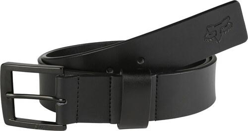 Pánsky čierny kožený opasok Fox Briarcliff black - Glami.sk ba825fee91f